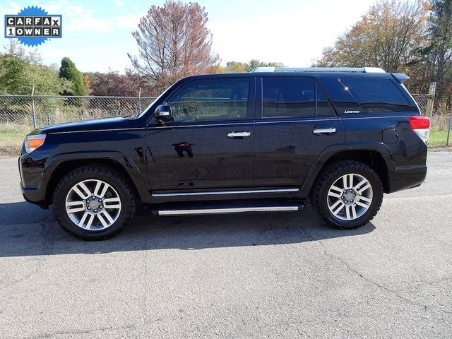 2013 Toyota 4Runner Limited Madison, NC 4