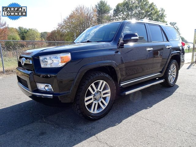 2013 Toyota 4Runner Limited Madison, NC 5