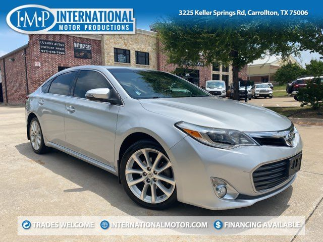 2013 Toyota Avalon Limited ONE OWNER
