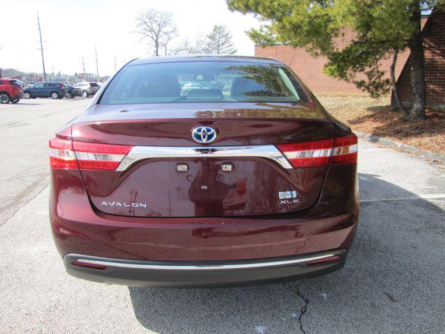 2013 Toyota Avalon Hybrid XLE Premium St. Louis, Missouri 6