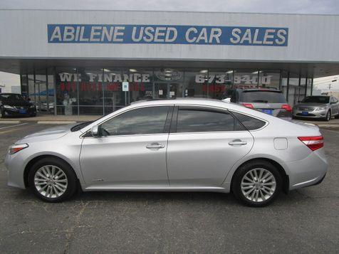 2013 Toyota Avalon Hybrid XLE Premium in Abilene, TX