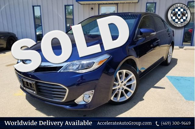 2013 Toyota Avalon Limited in Rowlett
