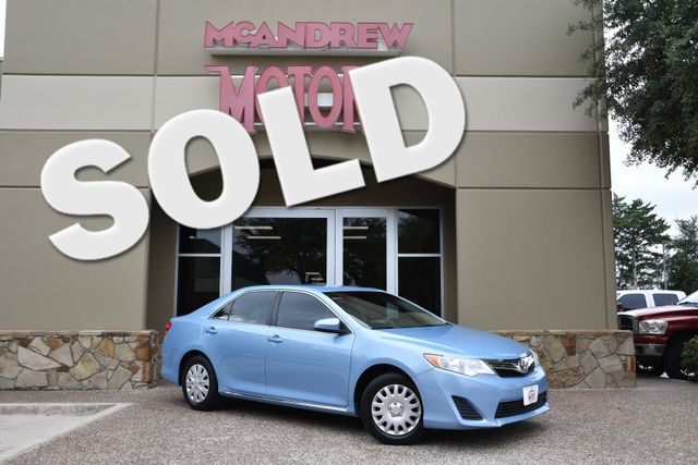 2013 Toyota Camry LE Low Miles