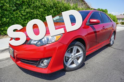 2013 Toyota Camry L in Cathedral City