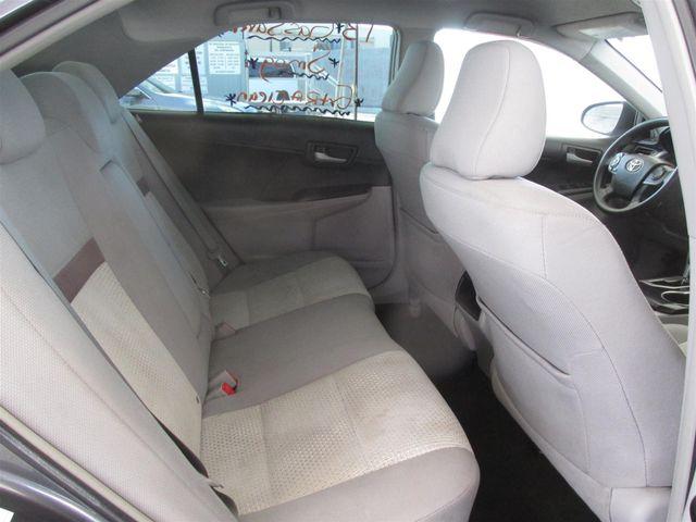 2013 Toyota Camry LE Gardena, California 12