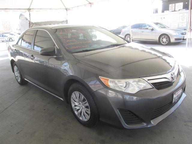 2013 Toyota Camry LE Gardena, California 3
