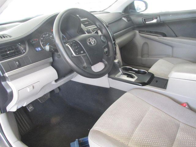 2013 Toyota Camry LE Gardena, California 4