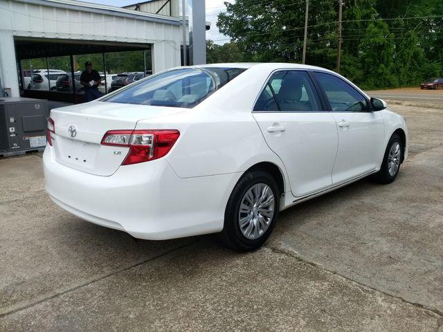 2013 Toyota Camry LE Houston, Mississippi 5
