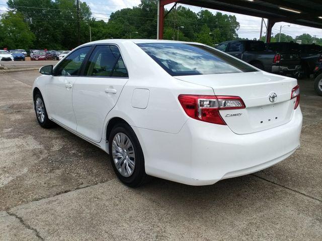2013 Toyota Camry LE Houston, Mississippi 4