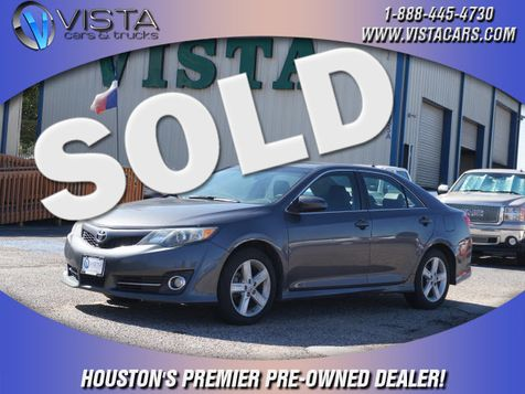 2013 Toyota Camry SE in Houston, Texas