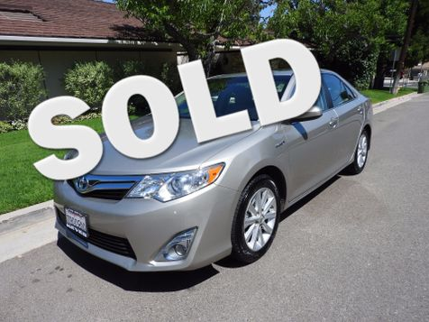 2013 Toyota Camry Hybrid XLE in , California