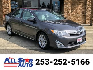 2013 Toyota Camry XLE in Puyallup Washington, 98371