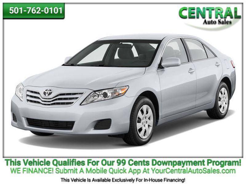 2013 Toyota CAMRY/PW  | Hot Springs, AR | Central Auto Sales in Hot Springs AR