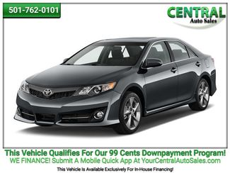 2013 Toyota Camry LE | Hot Springs, AR | Central Auto Sales in Hot Springs AR