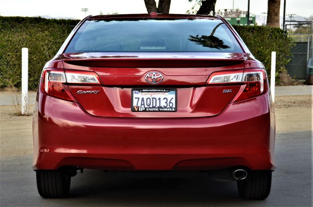2013 Toyota Camry SE Reseda, CA 20
