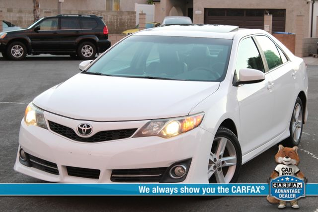 2013 Toyota Camry SE in Woodland Hills, CA 91367