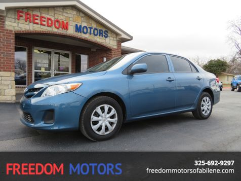 2013 Toyota Corolla L | Abilene, Texas | Freedom Motors  in Abilene, Texas