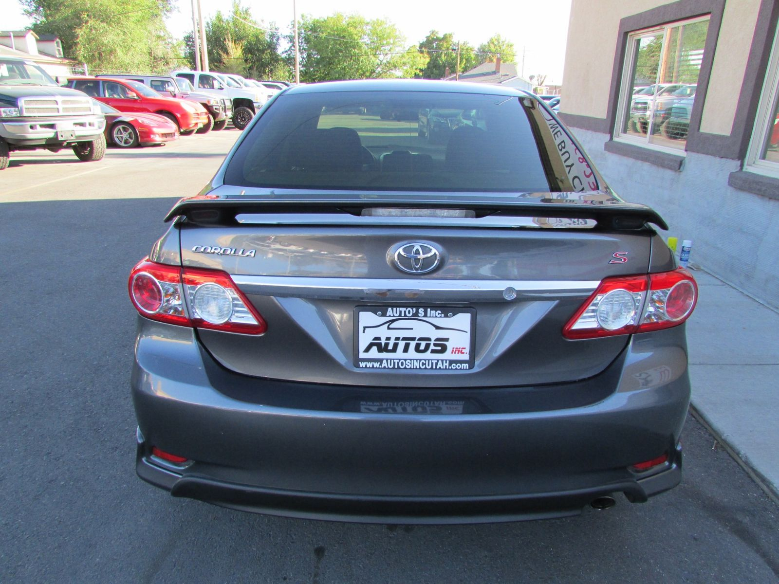 2013 Toyota Corolla S city Utah Autos Inc
