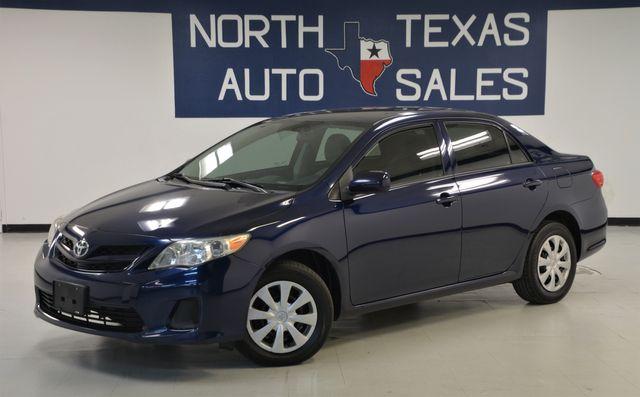 2013 Toyota Corolla LE in Dallas, TX 75247