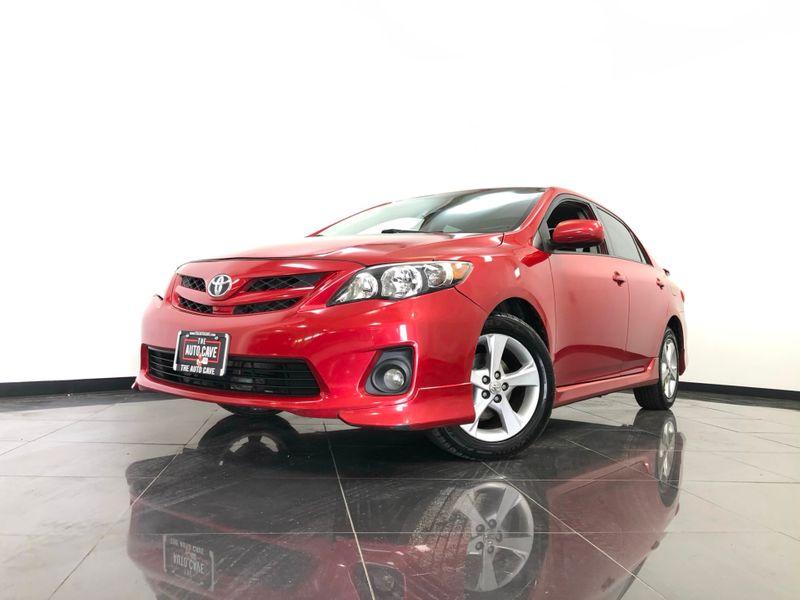 2013 Toyota Corolla *Affordable Financing* | The Auto Cave in Dallas