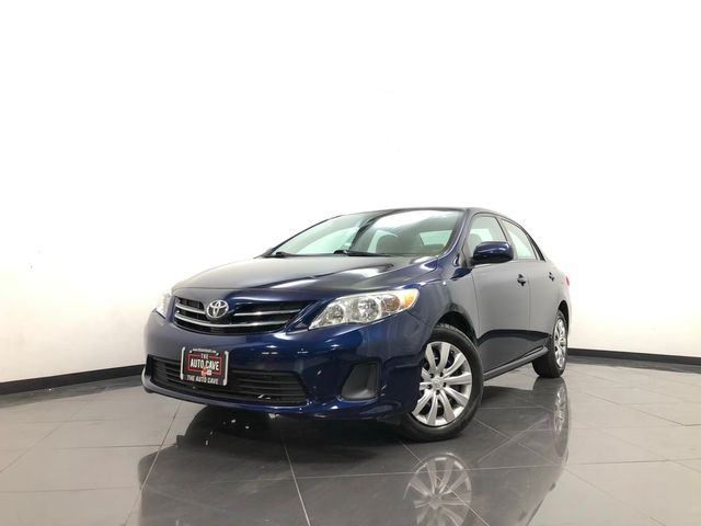 2013 Toyota Corolla *Affordable Financing* | The Auto Cave in Dallas