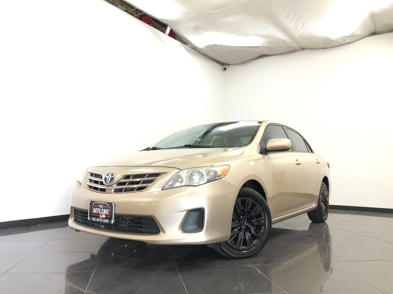 2013 Toyota Corolla *Get APPROVED In Minutes!* | The Auto Cave in Dallas