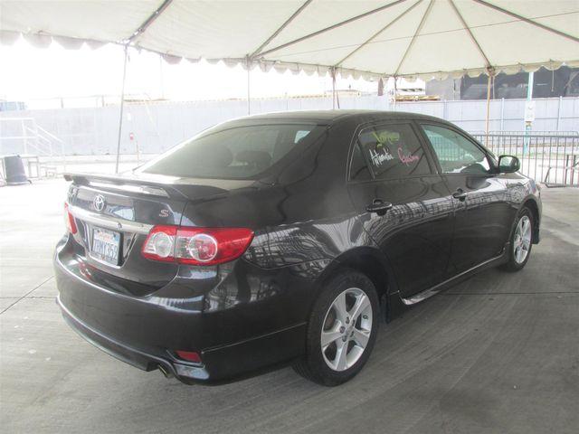 2013 Toyota Corolla S Gardena, California 2