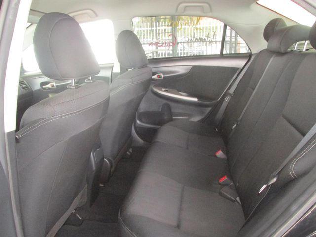 2013 Toyota Corolla S Gardena, California 10