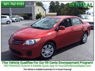 2013 Toyota COROLLA in Hot Springs AR