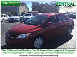 2013 Toyota COROLLA  | Hot Springs, AR | Central Auto Sales in Hot Springs AR