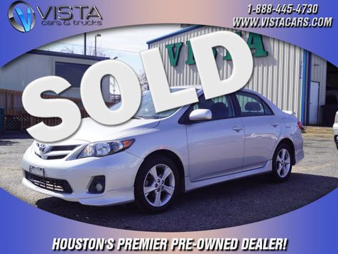 2013 Toyota Corolla S in Houston, Texas