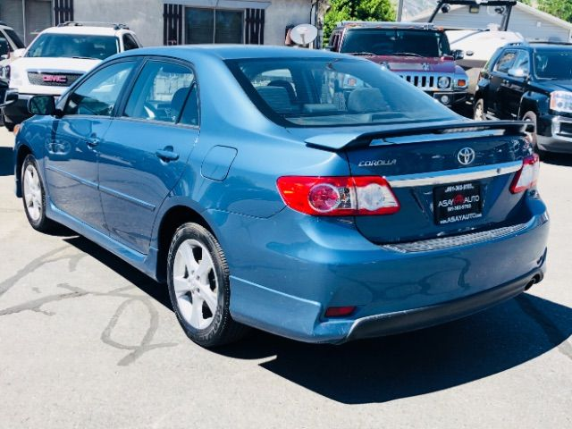 2013 Toyota Corolla S 4-Speed AT LINDON, UT 3