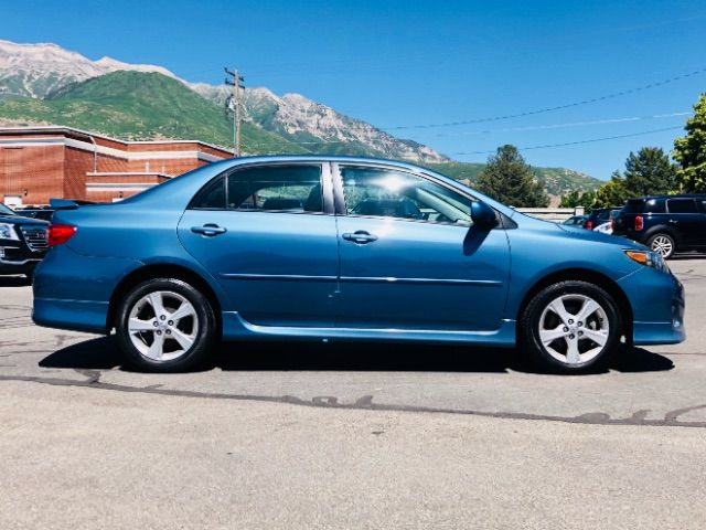 2013 Toyota Corolla S 4-Speed AT LINDON, UT 4