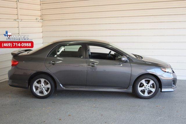 2013 Toyota Corolla S in McKinney Texas, 75070
