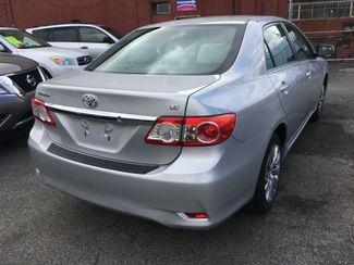 2013 Toyota Corolla LE New Brunswick, New Jersey 3