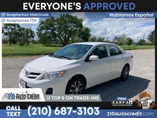 2013 Toyota COROLLA BASE in San Antonio, TX 78237