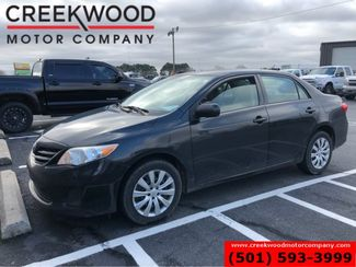 2013 Toyota Corolla LE Sedan Black Automatic New Tires 34mpg Cloth in Searcy, AR 72143