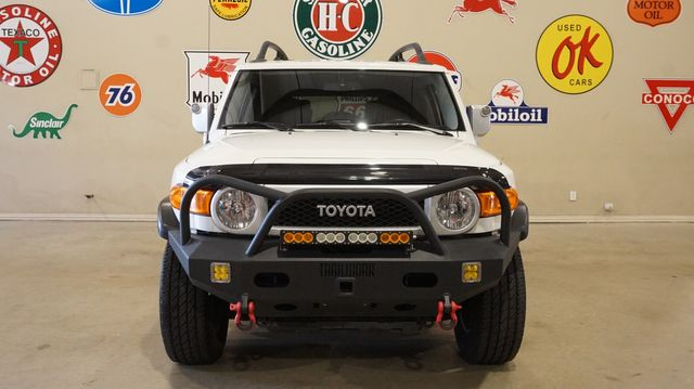 2013 Toyota FJ Cruiser 4X4 AUTO,F. BUMPER,BACK-UP CAM,CLOTH,68K
