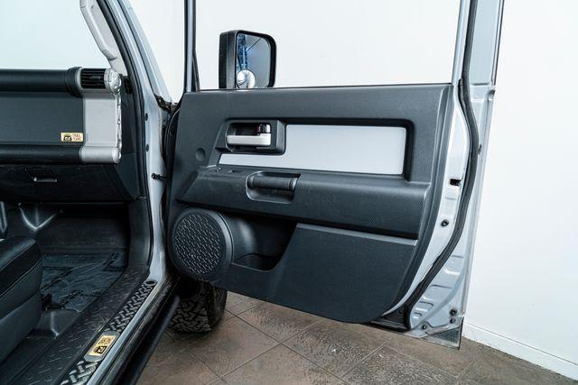 2013 Toyota FJ Cruiser Trail Teams Edition Lifted w/ Upgrades in Addison, TX 75001