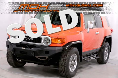 2013 Toyota FJ Cruiser - OFF-ROAD PKG - BACK UP CAM in Los Angeles