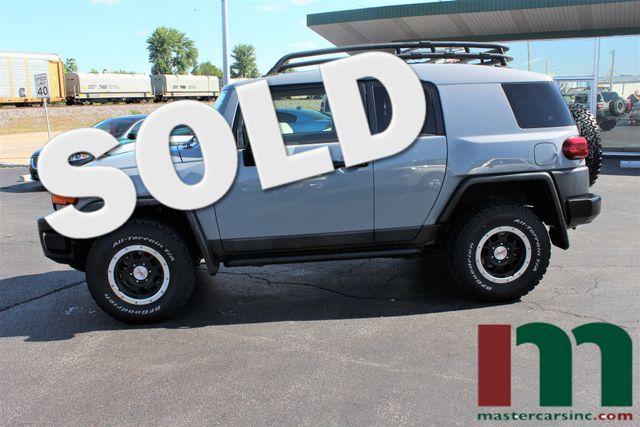 2013 Toyota FJ Cruiser Trail Teams Edition   Granite City, Illinois   MasterCars Company Inc. in Granite City Illinois