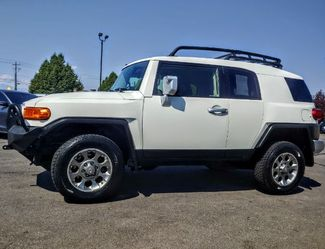 2013 Toyota FJ Cruiser 4WD AT LINDON, UT 1