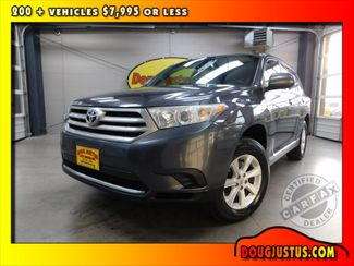 2013 Toyota Highlander BASE in Airport Motor Mile ( Metro Knoxville ), TN 37777