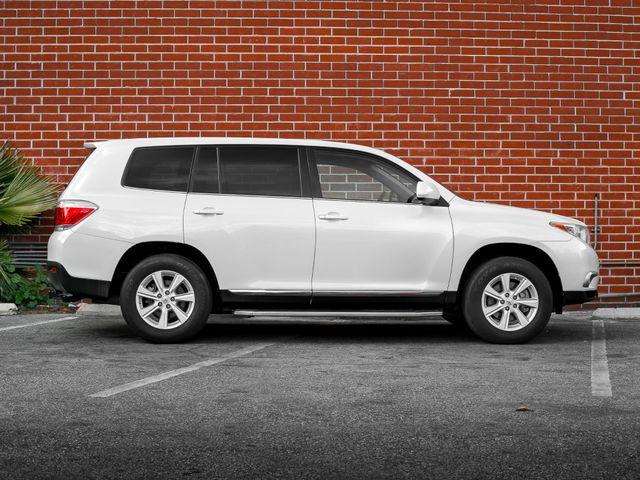 2013 Toyota Highlander Plus Burbank, CA 4