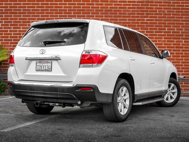 2013 Toyota Highlander Plus Burbank, CA 6