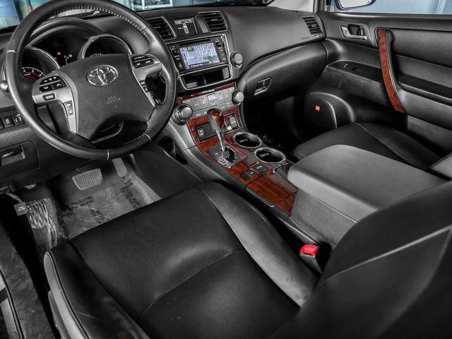 2013 Toyota Highlander Limited Burbank, CA 11