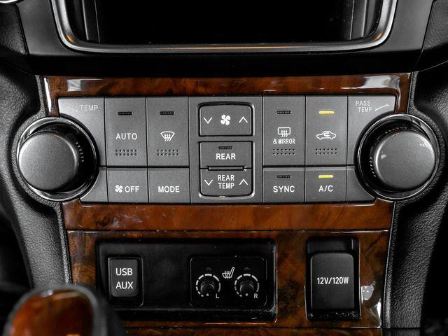 2013 Toyota Highlander Limited Burbank, CA 24