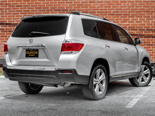 2013 Toyota Highlander Limited Burbank, CA 5