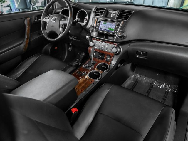 2013 Toyota Highlander Limited Burbank, CA 9