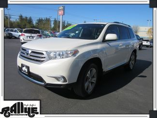 2013 Toyota Highlander SE 4WD in Burlington WA, 98233